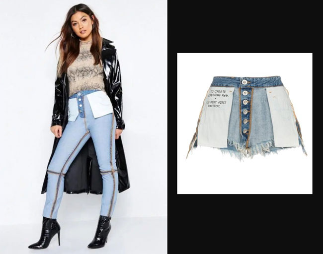 Celana Jeans Terbalik, Unik atau Aneh?